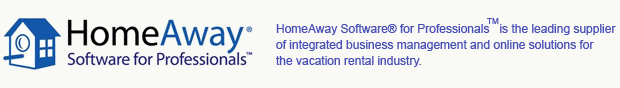 HomeAway - Software for Professionals