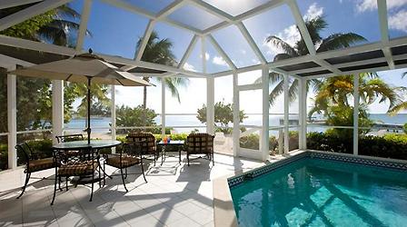 The Pools at Cayman Kai