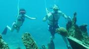 Snorkel / Scuba Hybrid